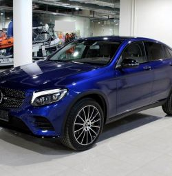Mercedes-Benz GLC-Клас, 2018