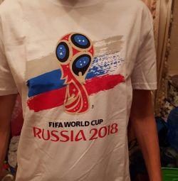 Tricou Cupa Mondială 2018