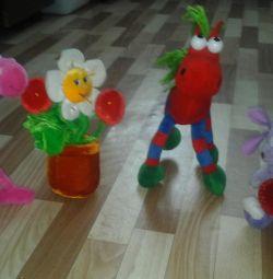 soft singing toys