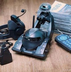 робот шпигун