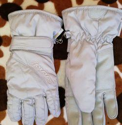 Mănuși noi de iarnă