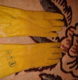 İş eldivenleri