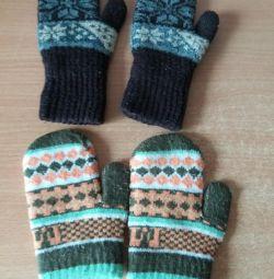 Mănuși pentru copii