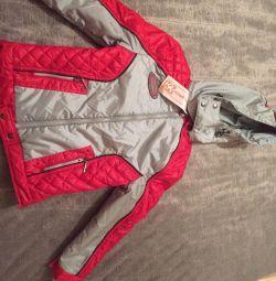 Куртки новые демисезон