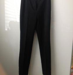 Pantaloni școală fete izolate SALUT p146 complet 68.