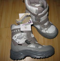 Νέα παπούτσια με μεμβράνη Bebendorff p.30