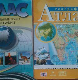 Άτλαντες για τη γεωγραφία και την τάξη 5