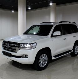 Toyota Land Cruiser, 2018