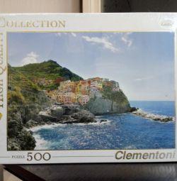 Clementoni Puzzle-500