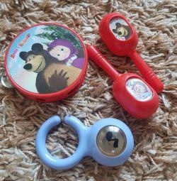 Müzikal oyuncaklar