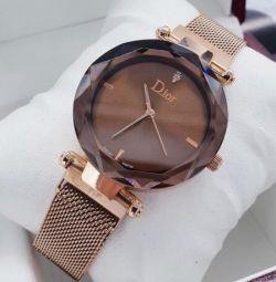 Dior Watch in box