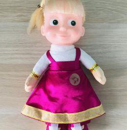Κούκλα Masha / Slavyanka