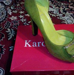 Yeni ayakkabılar Karolina p.40