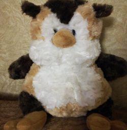 Owlet, soft toy