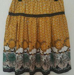 Χειροποίητη φούστα H & M