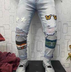 Quality men's jeans