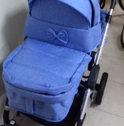 Stroller without run