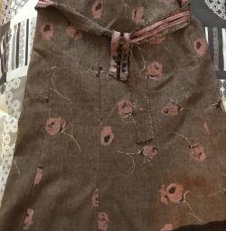 Women's skirt, 46