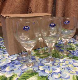 Wineglasses set