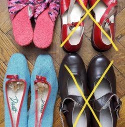 Женская обувь, тапочки