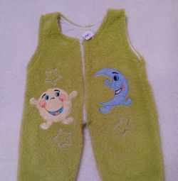 Overalls for newborns