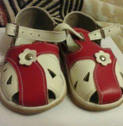 Sandals 13 cm.