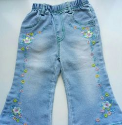 Jeans for girl 1.5-2 years