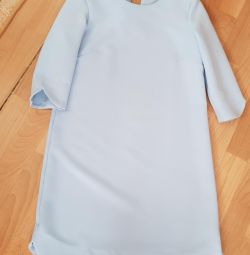 The dress. Size 42-44.