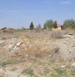 Two Plots in Latsia, Nicosia