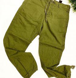 Pantaloni noi de H&M