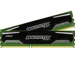 Оперативна пам'ять DDR3 16GB Crucial Kit (8GBx2)