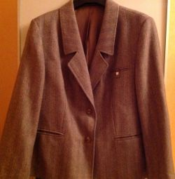 Jacket, condition of a new thing, p. 52-54