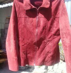 Jacket (piele de căprioară)
