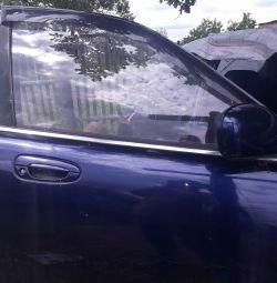 Mazda Xedos çıkışlı