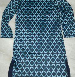 Платье- туника.