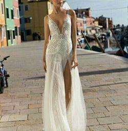 Свадебное платье в стиле бохо Gali Karten Burano