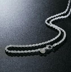 Chain silver.