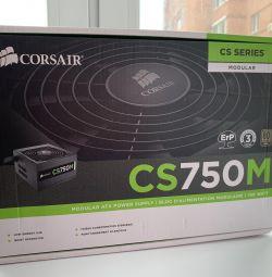 блок питания Corsair CS750M