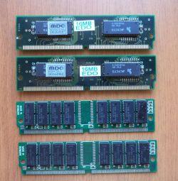 Модули памяти SIMM