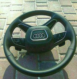 Руль ауди q7