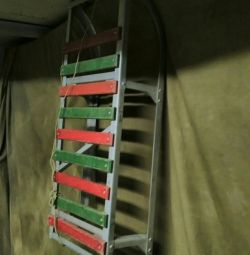 Children's sleigh used