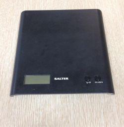 Kitchen scales Salter 1066 BKDR08