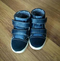 Ανδρικά πάνινα παπούτσια 25τ