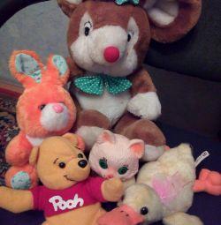 Jucării moi