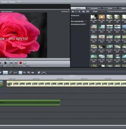 Создание видеороликов, слайдшоу