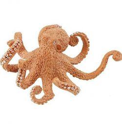 Декор в аквариум осьминог.