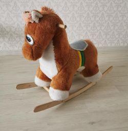 каталка Кінь