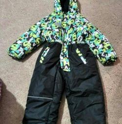 Jumpsuit 104 size