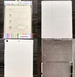 Untamo Case pentru iPad Air, piele originala
