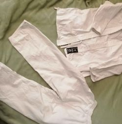 Kimono for Karate Matsa Judo Combat